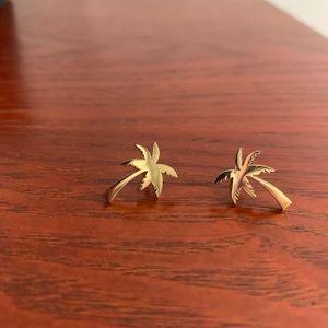 🌴 Palm Tree Earrings 🌴